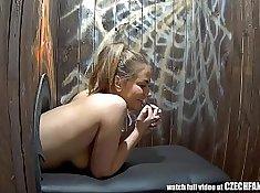 Euro slut needs a little cum in her holes
