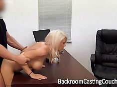 Me casting Natalie Renae with Mod a champagne