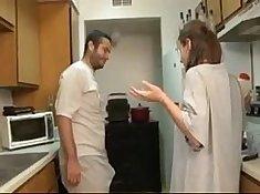 Impressive step sister blows step brother