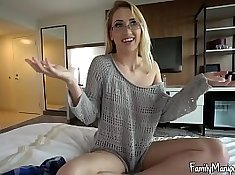 REAL MOM FUCKED BY HORNY BROTHER
