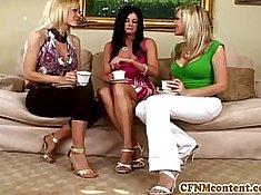 Cfnm femdom pussybanging joinmapika szm .com