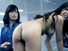Hot mama strips down for her daughter in law