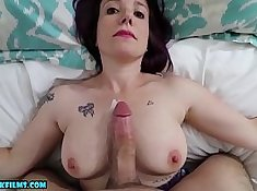 Mom and Son Huge Cock Dance