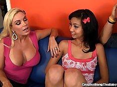 asian teen stoi seduces and babysitters part