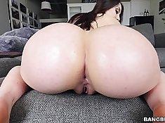 big dick fucks huge ass guy