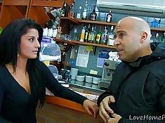 All Banks Latina Amateur & Karela Lily Loves Big Cock