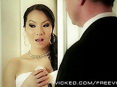 Asa Akira First Porn Video